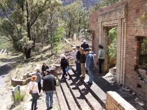 Activities - historical tours of the Ruins